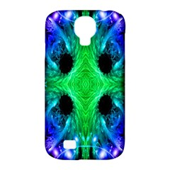 Alien Snowflake Samsung Galaxy S4 Classic Hardshell Case (pc+silicone) by icarusismartdesigns