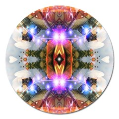 Connection Magnet 5  (Round) by icarusismartdesigns