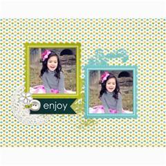 Wall Calendar 11 X 8 5 : Live, Laugh, Love By Jennyl   Wall Calendar 11  X 8 5  (12 Months)   Bd2zg1n58184   Www Artscow Com Month