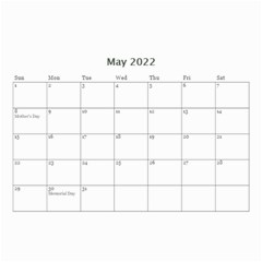 Wall Calendar 8 5 X 6: Live, Laugh, Love By Jennyl   Wall Calendar 8 5  X 6    N004k9b24f4c   Www Artscow Com May 2016
