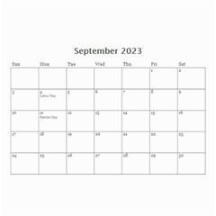 Wall Calendar 8 5 X 6: Live, Laugh, Love By Jennyl   Wall Calendar 8 5  X 6    N004k9b24f4c   Www Artscow Com Sep 2016