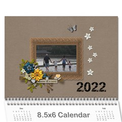 Wall Calendar 8 5 X 6: Together As Family By Jennyl   Wall Calendar 8 5  X 6    6n79rzba5qjp   Www Artscow Com Cover