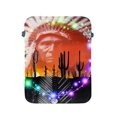 Ghost Dance Apple Ipad Protective Sleeve by icarusismartdesigns
