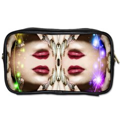 Magic Spell Travel Toiletry Bag (two Sides) by icarusismartdesigns