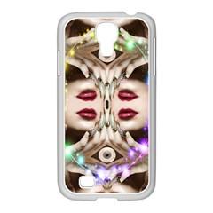 Magic Spell Samsung Galaxy S4 I9500/ I9505 Case (white) by icarusismartdesigns