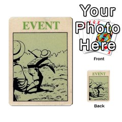 Lostworld By Michael W Hobby   Multi Purpose Cards (rectangle)   I5q4hazccl7m   Www Artscow Com Back 1