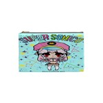 super sonico small bag sax - Cosmetic Bag (Small)