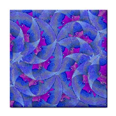Abstract Deco Digital Art Pattern Face Towel by dflcprints