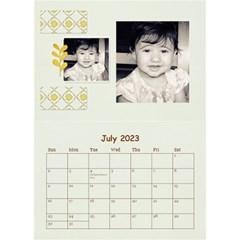Desktop Calendar 6 X 8 5 By Deca   Desktop Calendar 6  X 8 5    5bbgj62oe4ww   Www Artscow Com Jul 2015