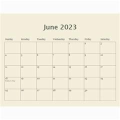 Wall Calendar 11 X 8 5 : Ranunculus Flowers2 By Jennyl   Wall Calendar 11  X 8 5  (12 Months)   Nblod9npjmx1   Www Artscow Com Jun 2016