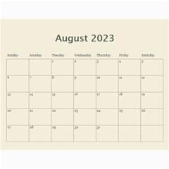 Wall Calendar 11 X 8 5 : Ranunculus Flowers2 By Jennyl   Wall Calendar 11  X 8 5  (12 Months)   Nblod9npjmx1   Www Artscow Com Aug 2016