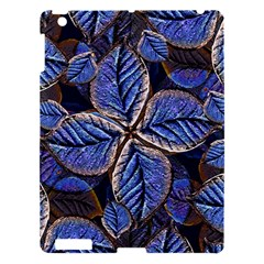Fantasy Nature Pattern Print Apple Ipad 3/4 Hardshell Case by dflcprints
