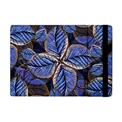 Fantasy Nature Pattern Print Apple Ipad Mini Flip Case by dflcprints