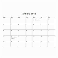 Kids By Kids   Wall Calendar 8 5  X 6    Ehdrm6013an6   Www Artscow Com Jan 2015