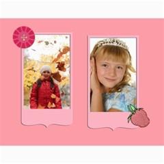 Kids By Kids   Wall Calendar 11  X 8 5  (12 Months)   8kfes9z3uyfj   Www Artscow Com Month