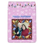 Holiday removable flap #6 , large - Removable Flap Cover (L)