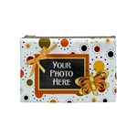 Tangerine Breeze Medium - Cosmetic Bag (Medium)