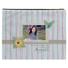 Cosmetic Bag (xxxl): Moments By Jennyl   Cosmetic Bag (xxxl)   Wirdbwu7s395   Www Artscow Com Back