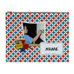 Cosmetic Bag (XL): School Stuff2