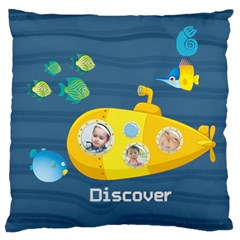 Kids By Kids   Large Cushion Case (two Sides)   8d4vct2ksqvx   Www Artscow Com Back
