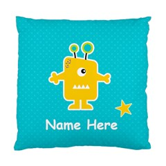 Cushion Case (two Sides) : Monster 1 By Jennyl   Standard Cushion Case (two Sides)   Yh774905qq8c   Www Artscow Com Back