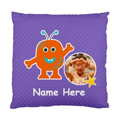 Cushion Case (two Sides) : Monster 6 By Jennyl   Standard Cushion Case (two Sides)   D04ckire1jex   Www Artscow Com Front