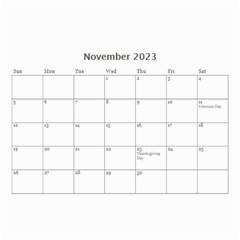 Wall Calendar 8 5 X 6: My Monsters By Jennyl   Wall Calendar 8 5  X 6    Pk9dwx76w47z   Www Artscow Com Nov 2017