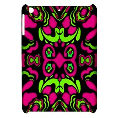 Psychedelic Retro Ornament Print Apple Ipad Mini Hardshell Case by dflcprints