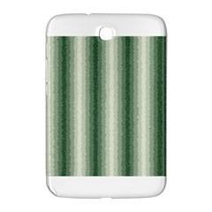 Dark Green Curly Stripes Samsung Galaxy Note 8 0 N5100 Hardshell Case  by BestCustomGiftsForYou