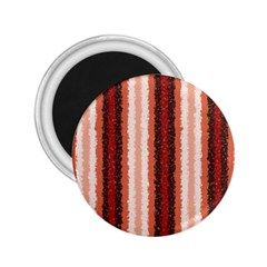 Native American Curly Stripes   1 2 25  Button Magnet by BestCustomGiftsForYou