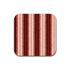 Native American Curly Stripes   1 Drink Coaster (square) by BestCustomGiftsForYou