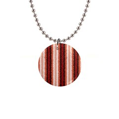 Native American Curly Stripes   1 Button Necklace by BestCustomGiftsForYou