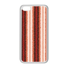 Native American Curly Stripes   1 Apple Iphone 5c Seamless Case (white) by BestCustomGiftsForYou