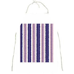 Native American Curly Stripes   2 Apron by BestCustomGiftsForYou