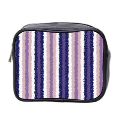 Native American Curly Stripes   2 Mini Travel Toiletry Bag (two Sides) by BestCustomGiftsForYou
