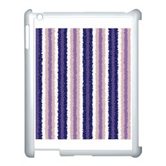 Native American Curly Stripes   2 Apple Ipad 3/4 Case (white) by BestCustomGiftsForYou