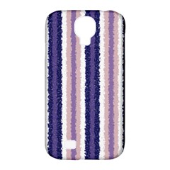 Native American Curly Stripes   2 Samsung Galaxy S4 Classic Hardshell Case (pc+silicone) by BestCustomGiftsForYou