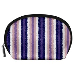 Native American Curly Stripes - 2 Accessory Pouch (Large)