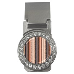 Native American Curly Stripes   4 Money Clip (cz) by BestCustomGiftsForYou