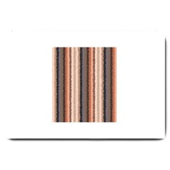 Native American Curly Stripes   4 Large Door Mat by BestCustomGiftsForYou