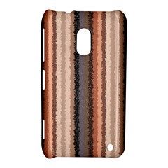 Native American Curly Stripes   4 Nokia Lumia 620 Hardshell Case by BestCustomGiftsForYou