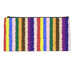 Vivid Colors Curly Stripes   1 Pencil Case by BestCustomGiftsForYou