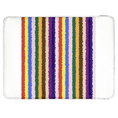 Vivid Colors Curly Stripes   1 Samsung Galaxy Tab 7  P1000 Flip Case by BestCustomGiftsForYou