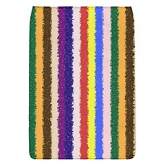 Vivid Colors Curly Stripes   1 Removable Flap Cover (small) by BestCustomGiftsForYou