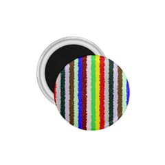Vivid Colors Curly Stripes   2 1 75  Button Magnet by BestCustomGiftsForYou