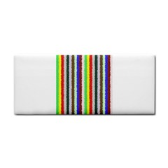 Vivid Colors Curly Stripes   2 Hand Towel by BestCustomGiftsForYou