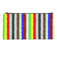 Vivid Colors Curly Stripes   2 Pencil Case by BestCustomGiftsForYou