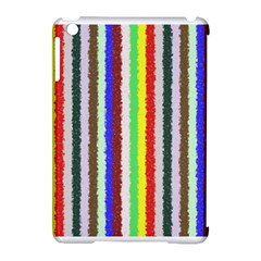 Vivid Colors Curly Stripes   2 Apple Ipad Mini Hardshell Case (compatible With Smart Cover) by BestCustomGiftsForYou