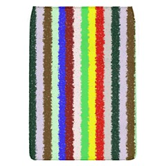 Vivid Colors Curly Stripes   2 Removable Flap Cover (small) by BestCustomGiftsForYou
