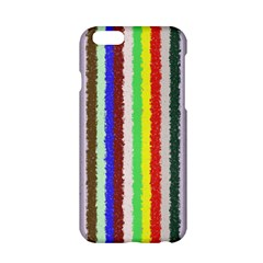 Vivid Colors Curly Stripes   2 Apple Iphone 6 Hardshell Case by BestCustomGiftsForYou